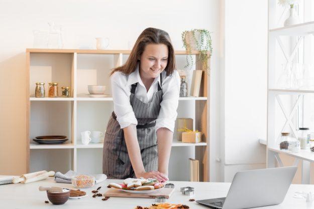 Backkurs-At-Home online backen