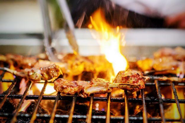 Grillkurs Leipzig – grillen auf offenem Feuer