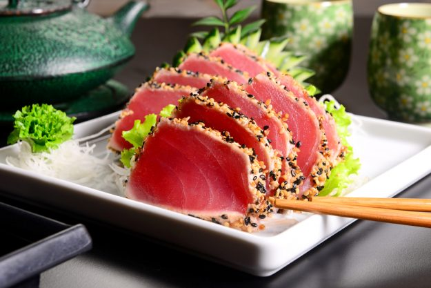 Kochkurs Leipzig – Thunfisch-Sashimi