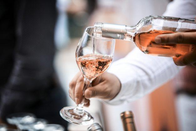 Weinprobe Leipzig – Rosewein