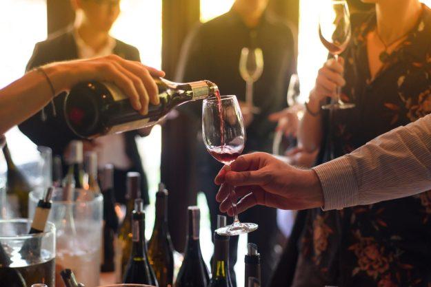 Weinprobe Leipzig – Wein trinken