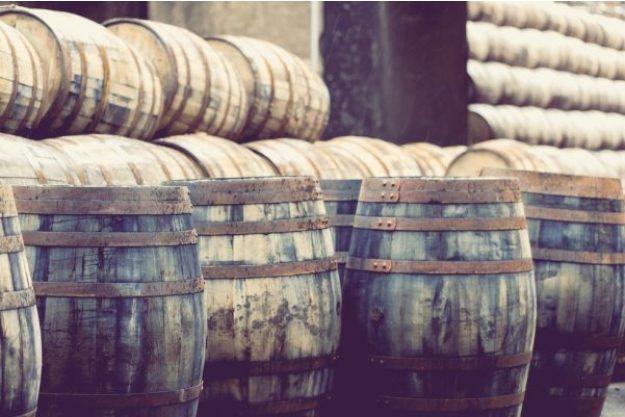 Whiskey-Tasting Leipzig –Fässer