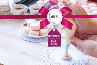 Backkurs-Gutschein Backkurs-Gutschein 65€