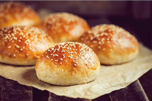 Burger-Kochkurs Wuppertal – Buns mit Sesam