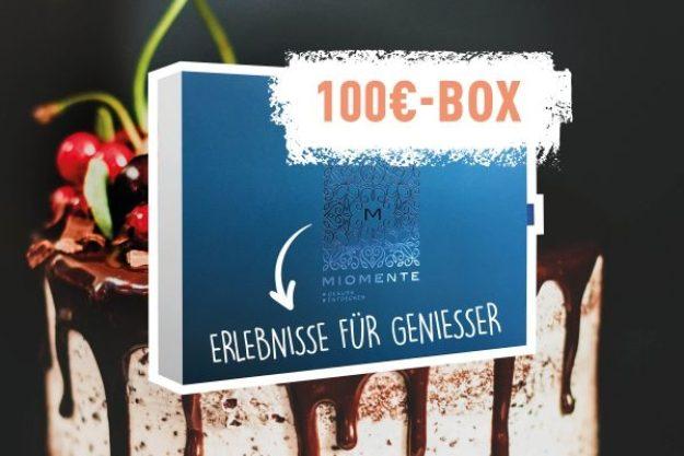 Erlebnis Geschenkgutschein 100 € –Geschenkidee