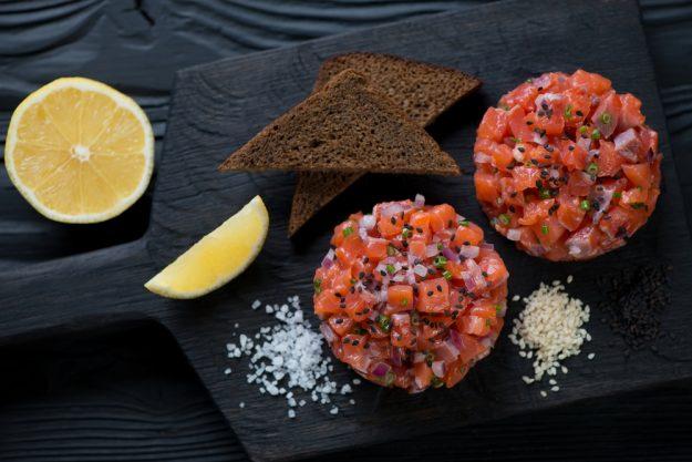 Fisch-Kochkurs Wuppertal – Fisch Tatar