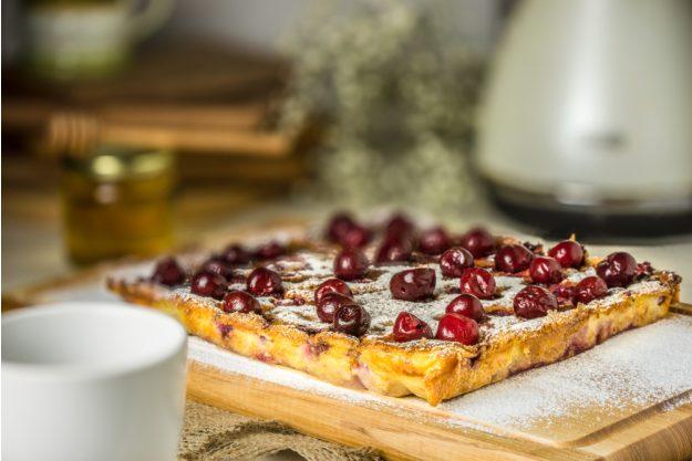 Französischer Kochkurs Wuppertal – Clafoutis