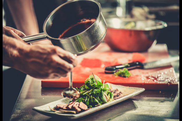 Geschenk-Gutschein-Kochkurs – für Fortgeschrittene