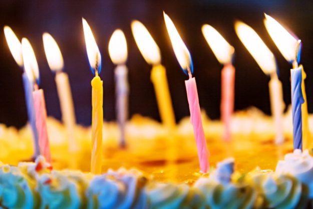 Geburtstagsglück - Geburtstag feiern