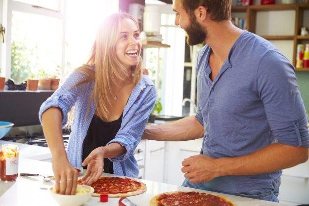 Geschenkgutschein zum Valentinstag – Zusammen kochen