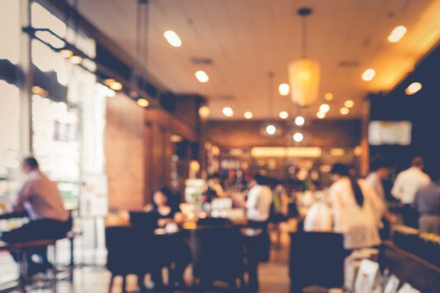 Junggesellenabschied – schickes Restaurant