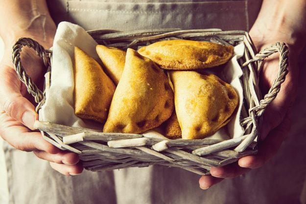 Kochkurs Wuppertal – Empanadas