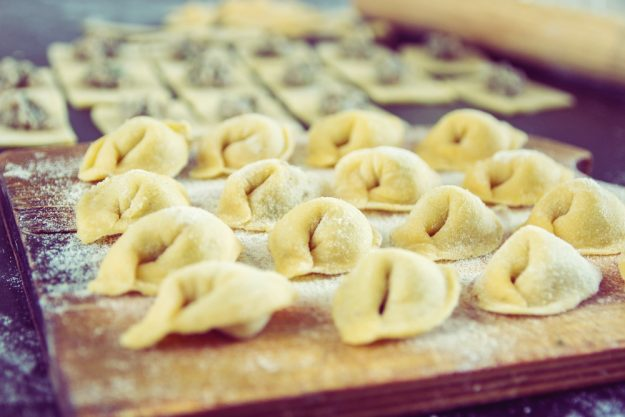 Kochkurs Wuppertal –Handgefüllte Tortellini