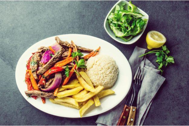 Peru-Kochkurs Wuppertal – Nationalgericht mit Rindfleisch