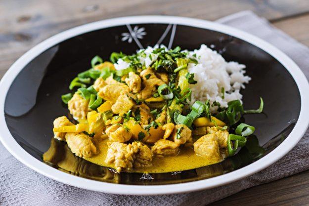 Thai-Kochkurs Wuppertal – Curry
