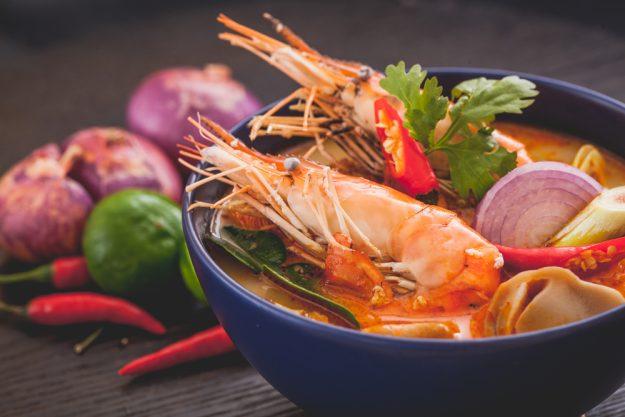 Thai-Kochkurs Wuppertal – Tom Yum Goong