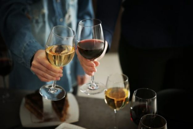 Weinprobe@Home –Weißwein und Rotwein