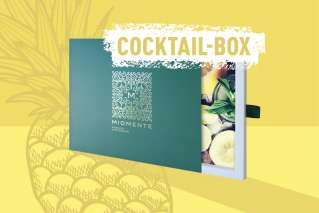 Cocktailkurs-Gutschein  Miomente COCKTAIL-Box