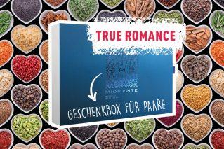 Geschenkgutschein zum Valentinstag True Romance
