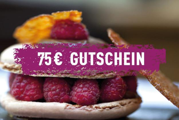 Erlebnis Geschenk Gutschein 75 EURO