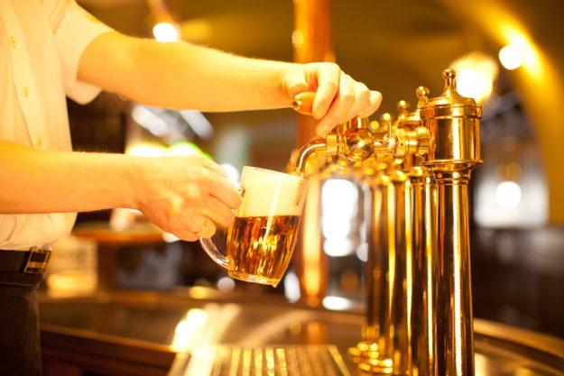 Braukurs München - frisch gezapftes Bier