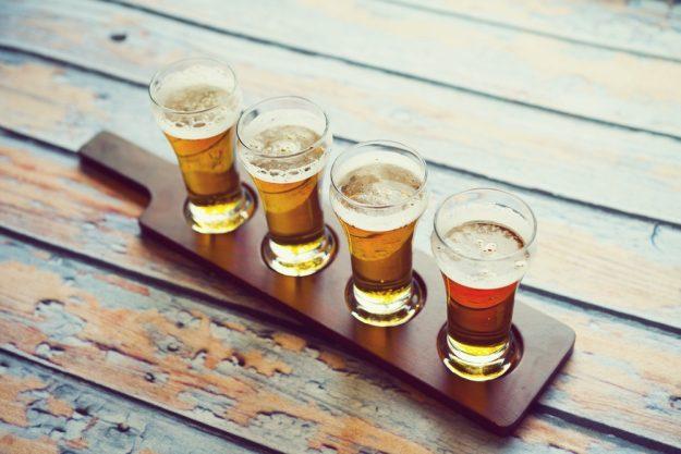Braukurs München – Biere zur Verkostung