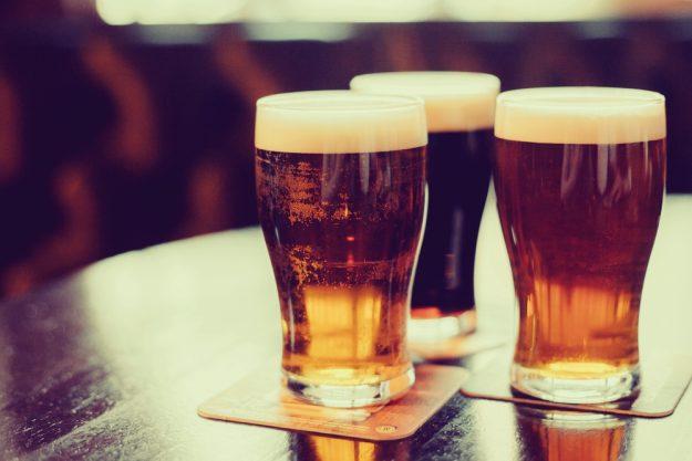 Braukurs München – verschiedene Craft Biere