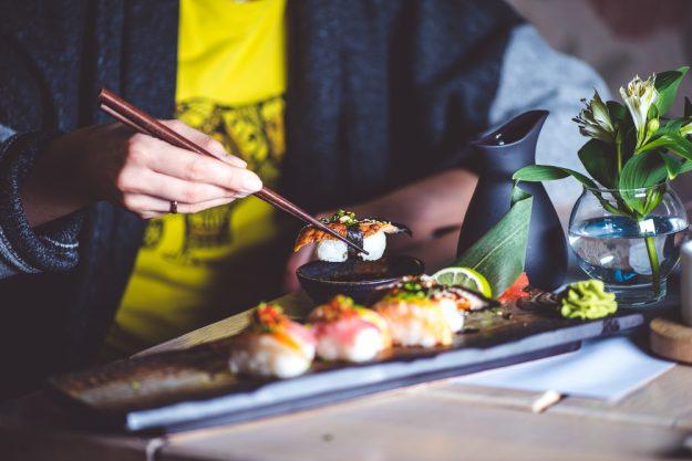 Champagner-Seminar in München – Sushi passend zum Perlwein