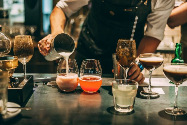 Cocktailkurs in München – Cocktail mixen