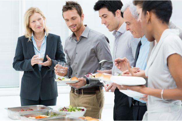 Firmenfeier München - Firmenfeier mit Dinner