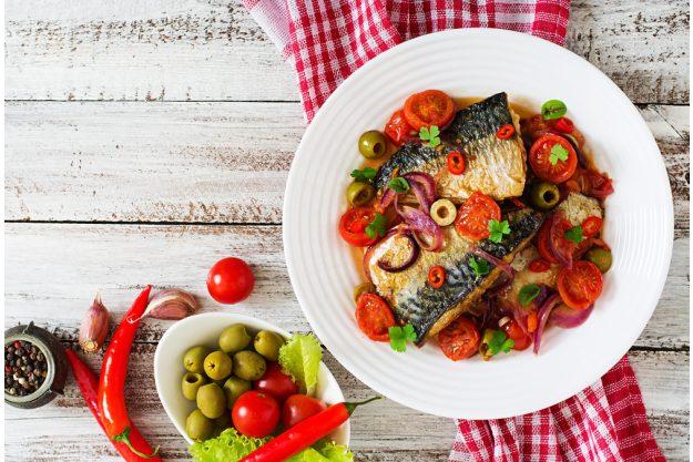 Fisch-Kochkurs München - mediterranes Fischmenü