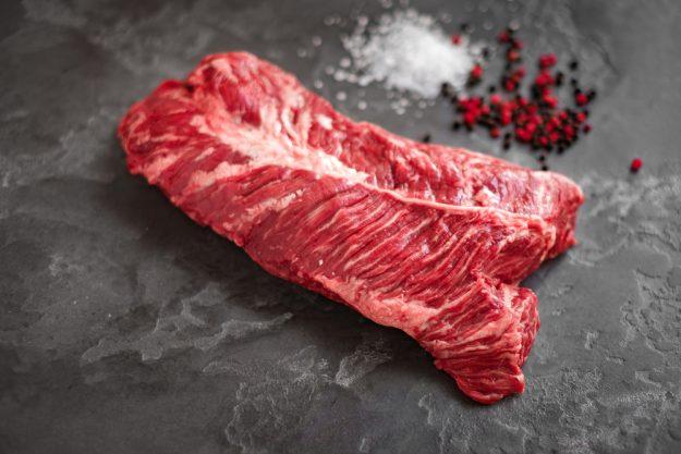 Fleisch-Kochkurs München – Onglet Steak