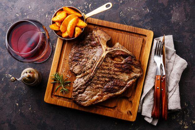 Fleisch-Kochkurs München – T-Bone Steak