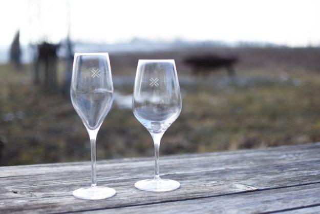 Frühlingsweinprobe@Home –Weingläser in der Box enthalten