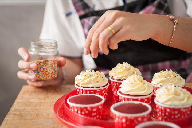 Geschenkgutschein Backkurs – Cupcakes verzieren