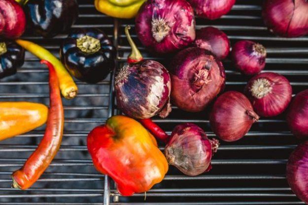 Grillkurs München –Gemüse grillen
