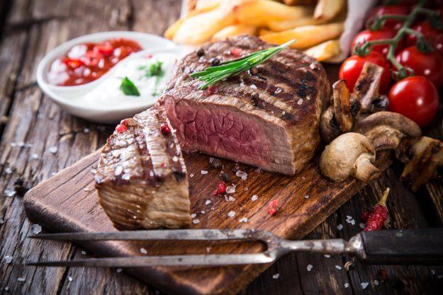 Teambuilding Steak & Bier-Kochkurs München - Steak rustikal