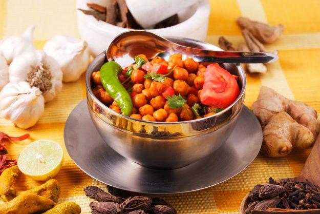 Indien-Kochkurs München – Chana Masala