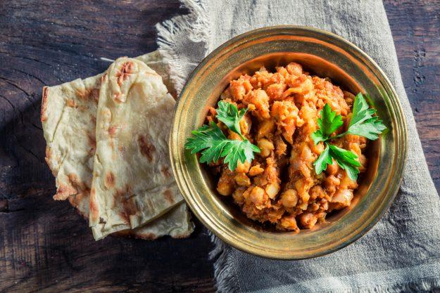 Indien-Kochkurs München – Channa Masala