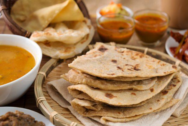 Indien-Kochkurs München – Chapatis