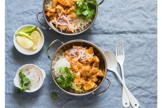 Indien-Kochkurs München – Curry mit Kartoffeln