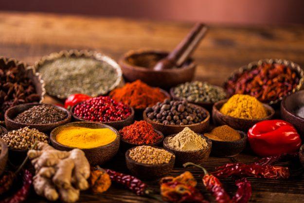 Indien-Kochkurs München – Gewürze