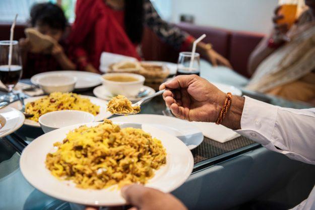 Indien-Kochkurs München – Familienessen