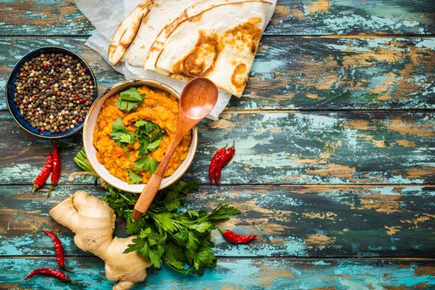 Indien-Kochkurs München – Linsen-Dhal