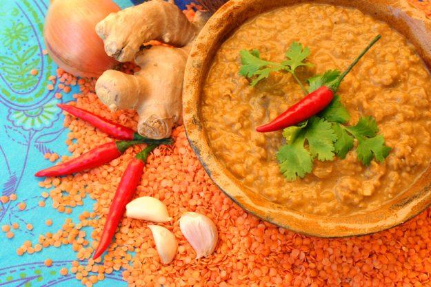 indischer Kochkurs München – vegetarisches Curry