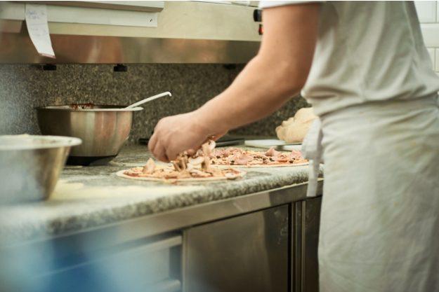 Kochkurs bei Herrmannsdorfer Glonn – Pizza belegen