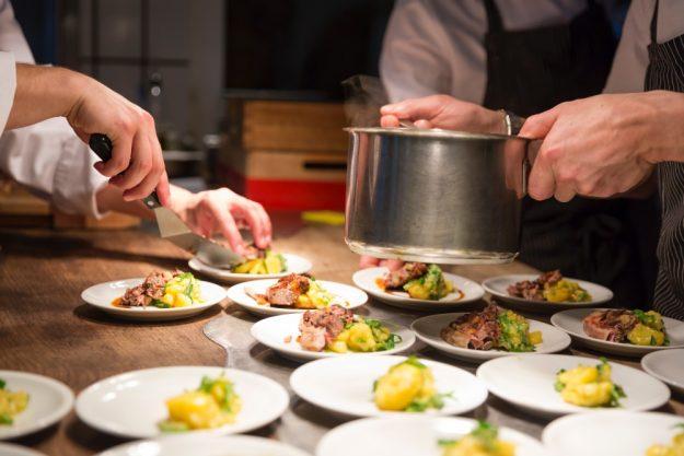 Kochkurs bei Herrmannsdorfer Glonn – Aromatische Winterküche Teller