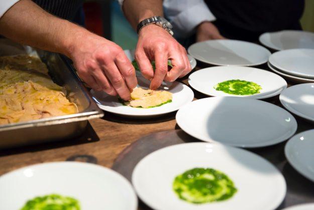 Kochkurs bei Herrmannsdorfer Glonn – auf dem Teller