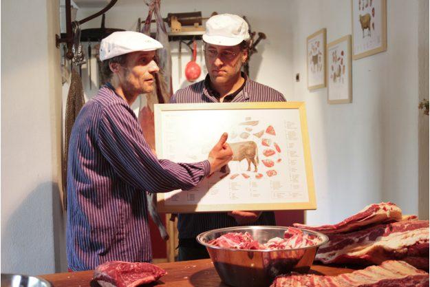 Kochkurs bei Herrmannsdorfer in München (Glonn) – Metzger erklärt