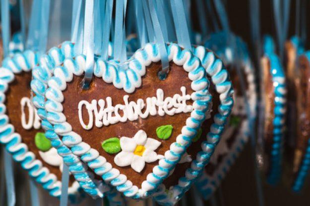 Teambuilding München - Lebkuchen Herz